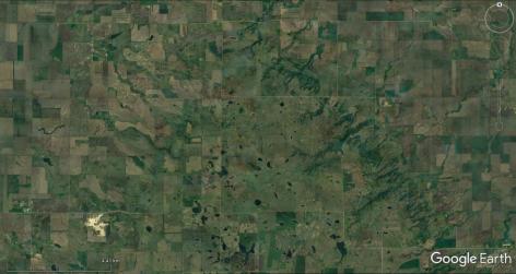 Where on Google Earth image.